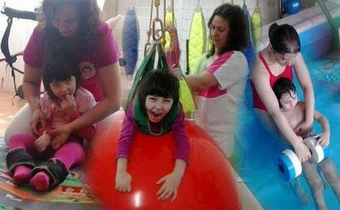 Anamaria Gintagan are 5 ani şi numeroase probleme de sănătate. O poţi ajuta prin intermediul Fundaţiei Mihai Neşu