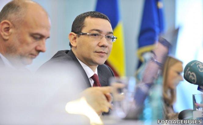 """Victor Ponta, dezamăgit de evoluţia României cu Olanda: """"Am privit golurile ca toată lumea, cu supărare"""""""