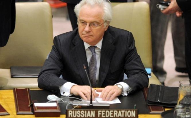 Rusia NU ACCEPTĂ opoziţia siriană la ONU