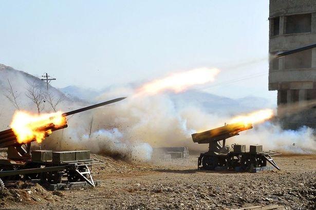 Coreea de Nord a intrat în STARE DE RĂZBOI cu Coreea de Sud
