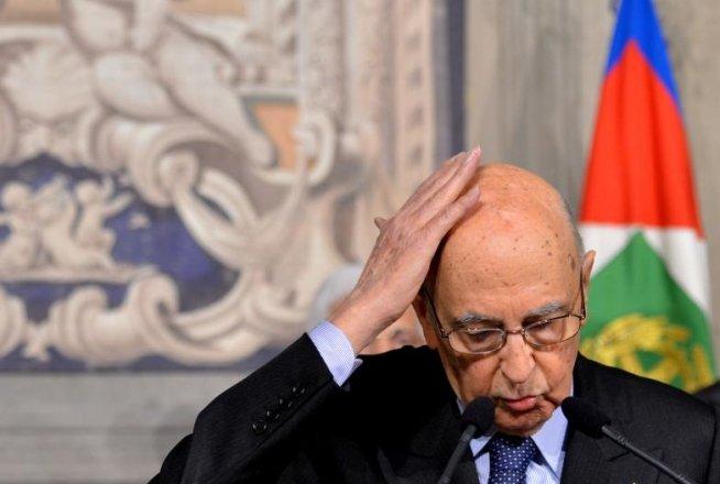 UPDATE. Preşedintele Italiei nu demisionează: Sunt determinat să asum iniţiative pentru depăşirea situaţiei