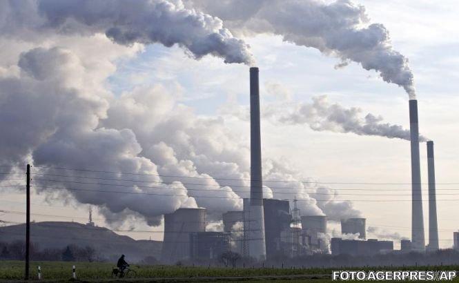 Criza economică ajută Uniunea Europeană să combată încălzirea globală