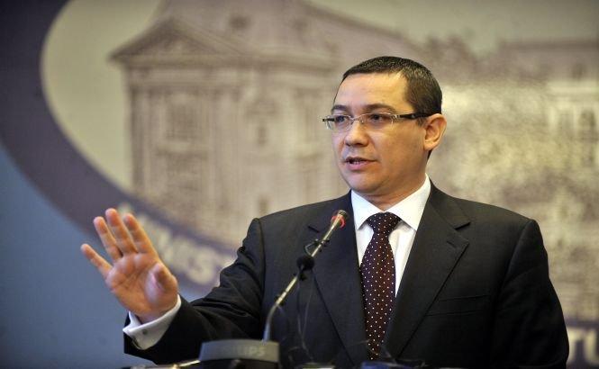 Ponta: Nimic nu mai poate opri procedura pe care am început-o în cazul procurorilor