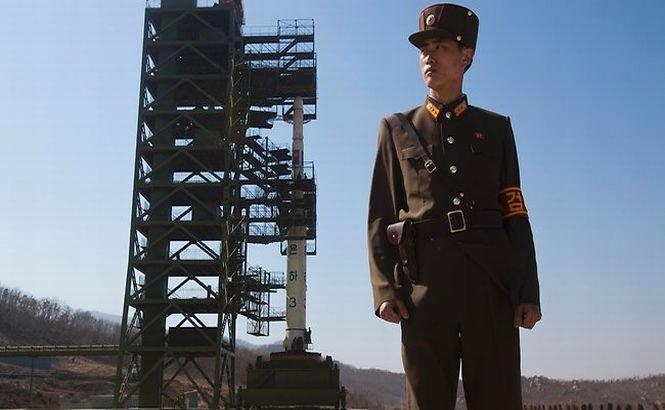 CNN: Coreea de Nord va testa o rachetă pe 15 aprilie