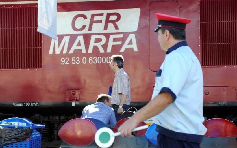 Privatizare CFR Marfă: Licitaţia va porni de la 800 de milioane de lei