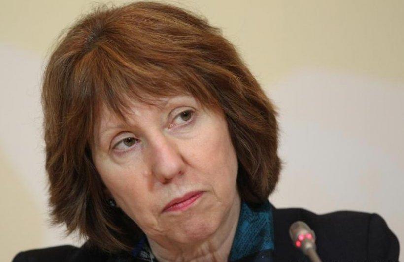 """Negocierile privind dosarul nuclear iranian, fără succes. Catherine Ashton: """"Poziţiile rămân foarte îndepărtate"""""""