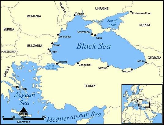 Ce a făcut Rusia în Marea Neagră. Vladimir Putin a ordonat militarilor această acţiune