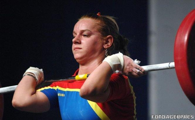 Haltere: Elena Andrieş a obţinut trei medalii la Campionatele Europene de la Tirana