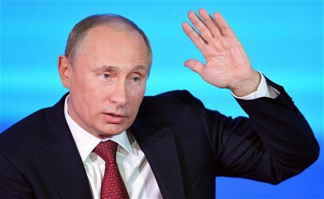 """Vladimir Putin: """"Aprovizionarea cu arme în Siria ar trebui oprită"""""""