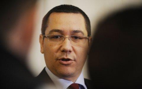 Ponta, despre primul trimestru: Avem venituri mai scăzute din impozitul pe profit, companiile intră în insolvenţă