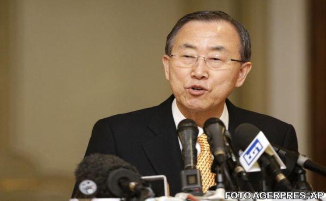 Secretarul general al ONU: Situaţia din Peninsula Coreeană ar putea deveni incontrolabilă
