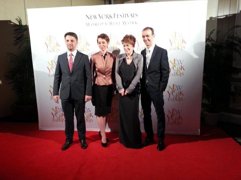 Iată ECHIPA CĂŞTIGĂTORILOR! Antena3, apreciată şi premiată cu Gold World Medal, în Las Vegas