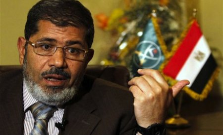 """Preşedintele egiptean şi-a retras plângerile contra media, """"din respect pentru libertatea de exprimare"""""""