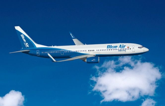 Compania Blue Air, scoasă la vânzare. Mai mulţi investitori români şi străini vor să o achiziţioneze