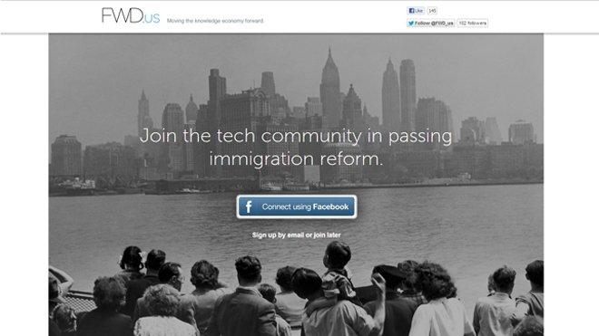 Preşedintele Facebook, Mark Zuckerberg, a lansat un grup de lobby pentru reforma imigraţiei în SUA