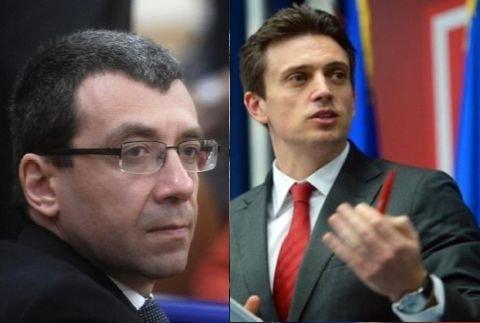 PSD şi PNL nu au fost consultate în privinţa numirii lui Cazanciuc la Ministerul Justiţiei