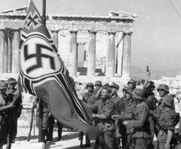Raportul secret al Atenei: Cât ar trebui să plătească germanii pentru distrugerile cauzate Greciei, în Al Doilea Război Mondial