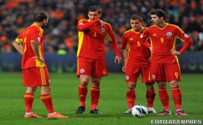 România a coborât pe locul 34 în clasamentul FIFA. Brazilia, cea mai slabă clasare din istorie