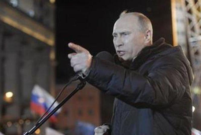 Vladimir Putin, INFRACTOR căutat de poliţie. Putea fi arestat dacă punea piciorul în Finlanda
