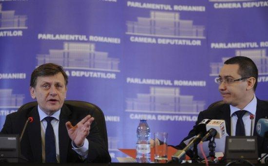 """""""Ponta va fi candidat din partea PSD la Preşedinţie. Antonescu este deja uzat"""". Cine spune asta"""