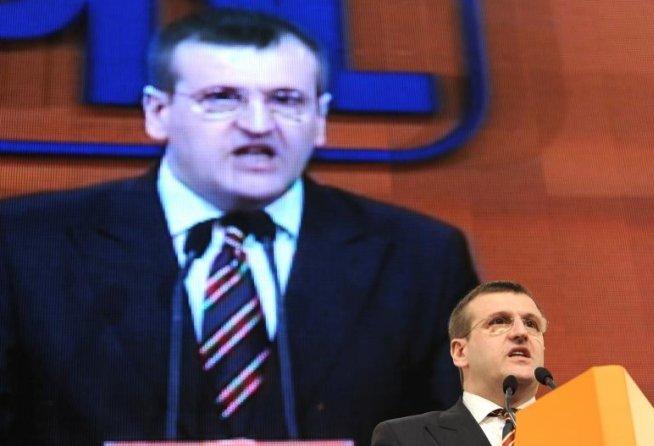 Cristian Preda a demisionat din board-ul fundaţiei oficiale a PDL