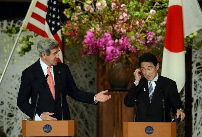 """SUA sunt """"pe deplin hotărâte"""" să apere Japonia împotriva Coreei de Nord"""