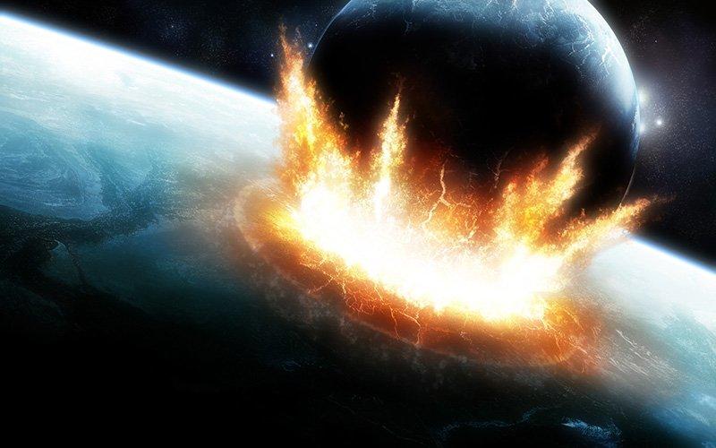 """Cercetători: """"Temperatura de pe Terra: 1500 GRADE Celsius. Catastrofa, de 80 mai mare decât bomba atomică"""""""