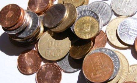 Leul creşte în raport cu moneda europeană. Vezi cursul BNR
