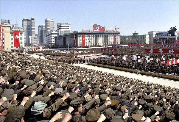 """Scandal URIAŞ în Coreea de Nord, din cauza unui reportaj """"ascuns"""" făcut de BBC. """"Am fost folosiţi ca scuturi umane"""""""