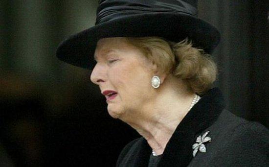 """Margaret Thatcher, condusă mâine pe ultimul drum. Marea Britanie îşi va lua ultimul bun-rămas de la """"Doamna de Fier"""""""