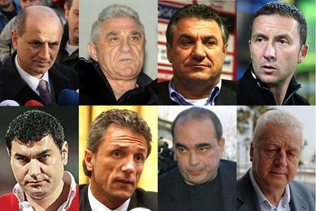Opt nume grele din fotbalul românesc îşi află astăzi sentinţa. Dosarul transferurilor ar putea ajunge astăzi la final