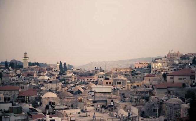 Alergătorii din Fâşia Gaza nu sunt primiţi la Maratonul Betleemului. Egida competiţiei: RIGHT TO MOVE