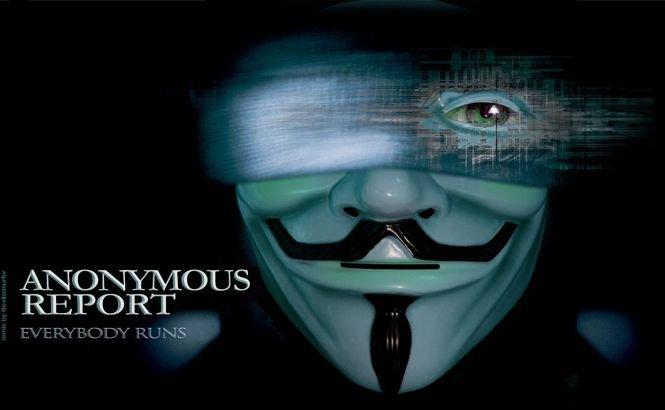 Hackerii Anonymous îşi deschid un site de ştiri