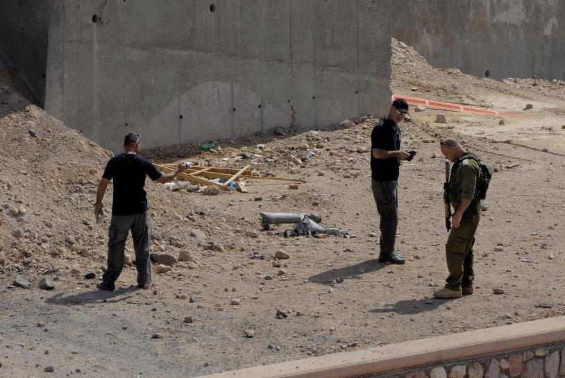 O grupare salafistă a revendicat tirurile de rachetă asupra oraşului israelian Eilat