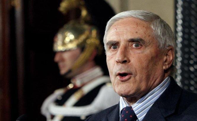 Parlamentul italian lucrează la desemnarea noului preşedinte