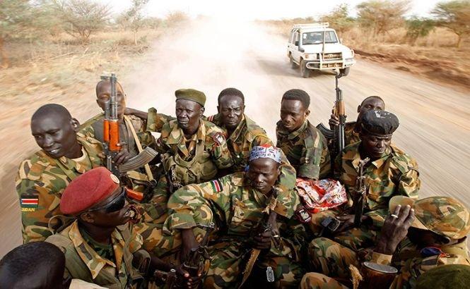 Armata Sudanului de Sud a luat cu asalt un spital