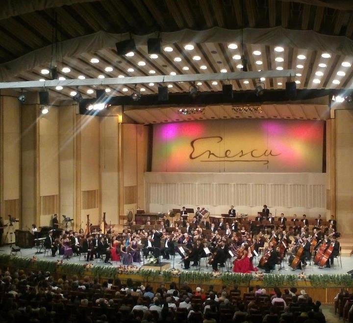 Iubitorii Festivalului Enescu pot să mai găsească locuri la concerte importante