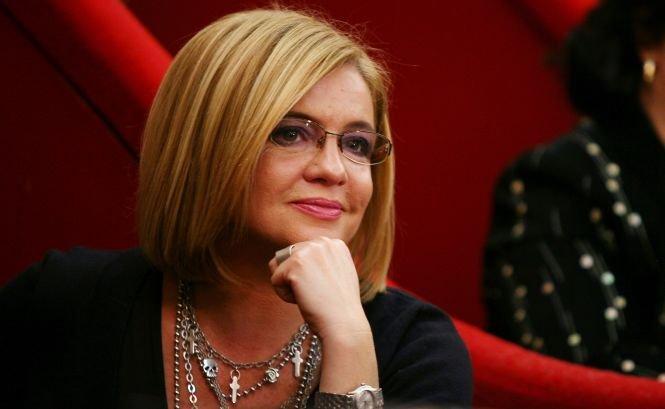 Jurnalista Cristina Ţopescu s-a înscris în PSD