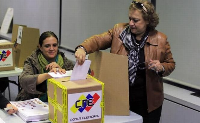 Venezuela verifică rezultatul alegerilor prezidenţiale