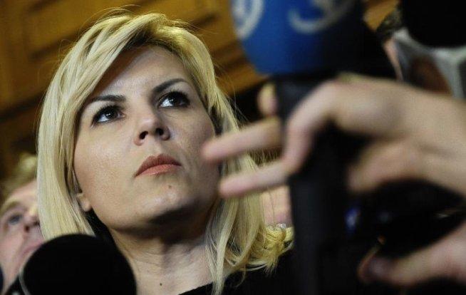 Elena Udrea remarcă respectul, solidaritatea şi onoarea arătate de PSD faţă de Ion Iliescu