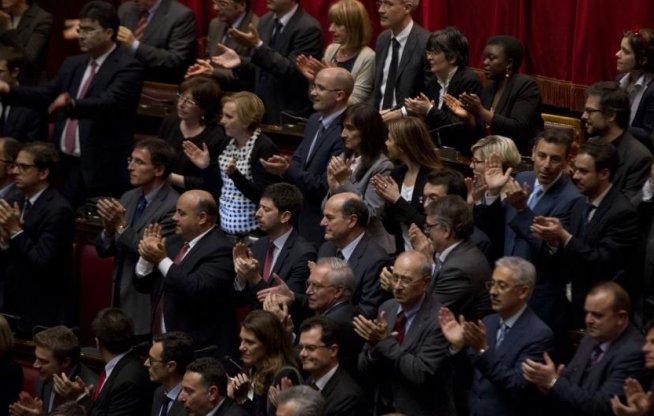 Italia are preşedinte. Giorgio Napolitano a obţinut un nou mandat, în urma votului din Parlament
