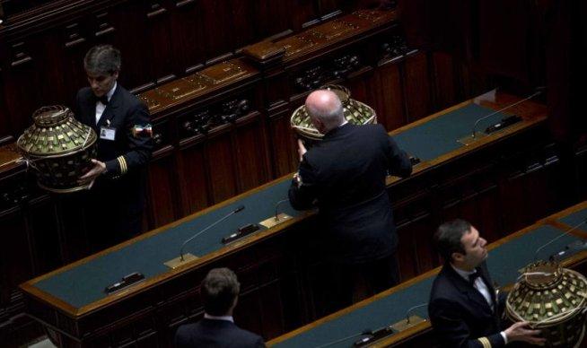 Italia nu are preşedinte, nici după al cincilea tur de scrutin