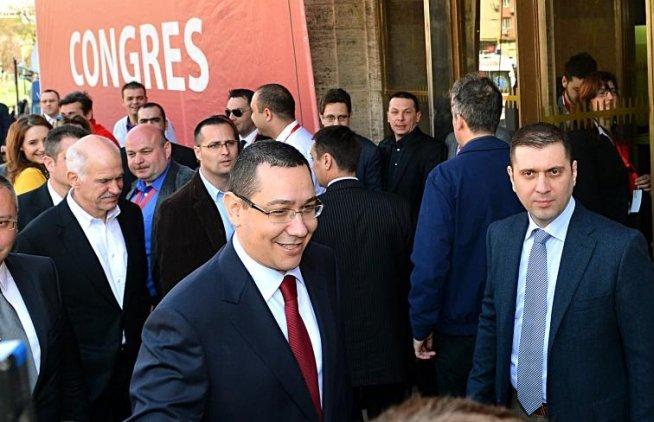 Victor Ponta cere un mandat de încredere de trei ani de la social-democraţi