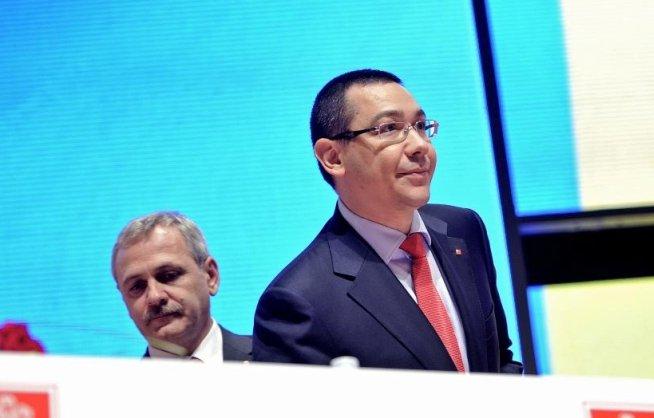 Victor Ponta, despre Liviu Dragnea: Suntem complementari. Ce are Liviu nu am eu şi ce am eu nu are Liviu