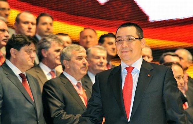 Victor Ponta: Domnul Năstase m-a rugat să vă transmit încă o dată cele mai calde sentimente