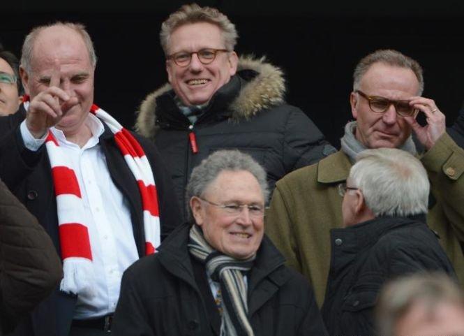 Preşedintele Bayern Munchen ar fi ascuns 10 milioane de euro în Elveţia
