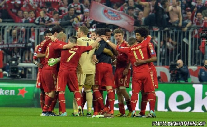 Bayern Munchen - FC Barcelona 4-0, în turul primei semifinale din Liga Campionilor