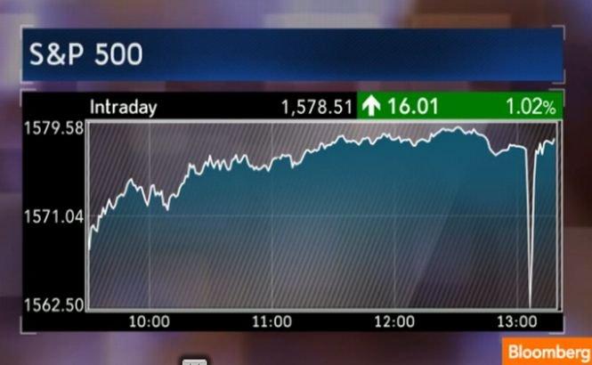 Ce sumă fabuloasă a pierdut bursa americană, în câteva secunde, din cauza anunţului fals despre rănirea lui Obama