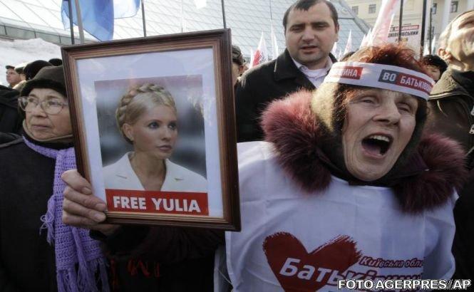 CEDO va anunţa marţea viitoare o decizie în cazul Iuliei Timoşenko