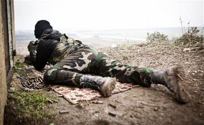 """Înalt oficial UE: """"Sunt sute de europeni care luptă alături de rebelii sirieni"""""""